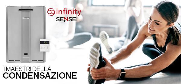 Nuovi Infinity Sensei